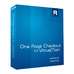 RuposTel One Page Checkout for VirtueMart