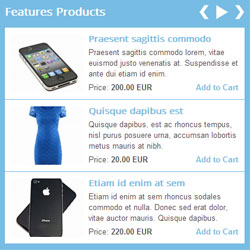 Vina Product Ticker for JShopping