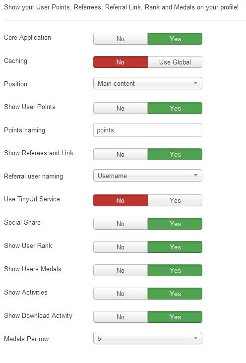 Modules & Apps Update List - JomSocial Documentation