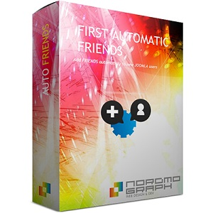 First Automatic Friends for CB, Jomsocial and EasySocial